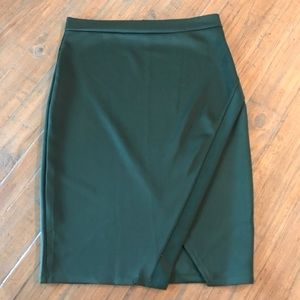 Thanth size XL green skirt